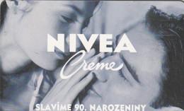 REPUBLICA CHECA. Nivea Creme. C390A, 36/06.01. (094) - Czech Republic