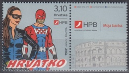 CROATIA 1080,unused - Croatie