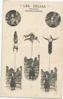LES ZELIAS  TRAVAIL SENSATIONNEL - Postcards