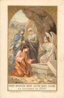 IMAGE PIEUSE CANIVET TOMBEAU DE JESUS  11.50 X 7.50 CM - Imágenes Religiosas