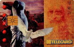 REPUBLICA CHECA. Leonardo Da Vinci. C200A, 37/09.97. (051) - Czech Republic
