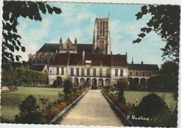 Seine  Et  Marne :  MEAUX  : La  Cathédrale  Et  Palais - Meaux