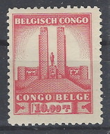 Congo Belga 224 ** MNH. 1941 - 1923-44: Nuevos