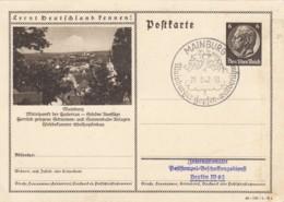 Deutsches Reich Postkarte 1934 P236 - Deutschland