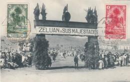Marokko Postkarte 1931 - Marokko (1956-...)