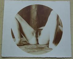 Ancienne Photographie De La Nature Humaine De La Femme  Format 13x15 - Photographie