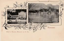 TREMEZZO - HOTEL ET PENSION  BASSONI - Como