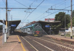 426 ALe 711 TSR 07 Ansaldo Breda Rho Milano Railroad Treain Railways Treni - Treni