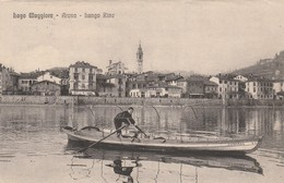 LAGO MAGGIORE - ARONA - LUNGO RIVA - Novara