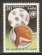 1976 Mi# 2123 ** MNH - World Health Day - Nuevos