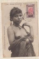 9AL1536 AFRIQUE OCCIDENTALE A O F Seins Nus  JEUNE ..... 2 SCANS - French Guinea