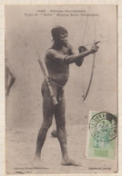 9AL1541 AFRIQUE OCCIDENTALE A O F TYPE DE BOBO REGION BOBO DIOULASSO 2 SCANS - Guinea Francesa