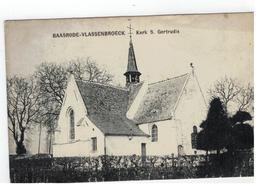 BAASRODE-VLASSENBROECK - Kerk S. Gertrudis - Dendermonde