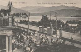 STRESA - GRAND HOTEL ET DES ILES BORROMEES - Verbania