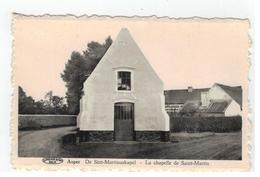 Asper  De Sint-Martinuskapel - La Chapelle De Saint-Martin - Gavere