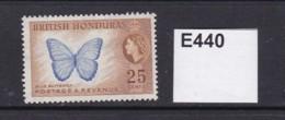 British Honduras 1953 25c (MM) - British Honduras (...-1970)