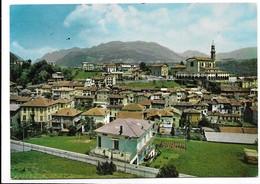 Vertova Prepositurale (Bergamo). Panorama. - Bergamo