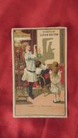 Chromo Ancien, Lithographie Artistique, Publicité Chocolat Guérin-Boutron, L'ombre,le Prédicateur - Other