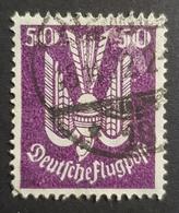 1922-1923 Airmail, Deutsches Reich, Allemagne, *,**, Or Used - Gebraucht