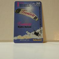 Phonecard - Switzerland - Teleline - 30 Francs - Schweiz