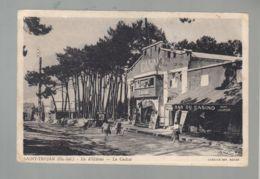 CP (17) Ile D'Oléron  -  Saint-Trojan  -  Le Casino - Saint-Palais-sur-Mer
