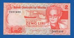 Malte  2  Liri - Malta