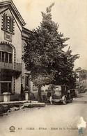 CORSE - EVISA - L'HOTEL DE LA SPELUNCA - Automobiles Années '30 - Non Classés