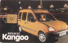 REPUBLICA CHECA. Promotion - Renault Kangoo. C202A, 39/09.97. (097) - Coches