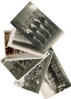 Lot 6 Cartes Photos Et Photos 1923 Et 1924 - Schooten / Schoten - Water-polo - Nageurs - 5 Scans - Schoten