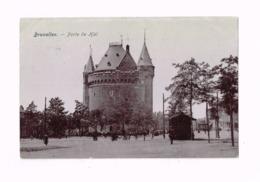 Porte De Hal.Expédié à Hautmont (Nord/France) - Places, Squares