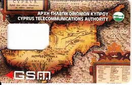 CYPRUS - CYTA GSM, Used - Cyprus