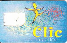 LEBANON - CLic De Cellis GSM, Used - Lebanon