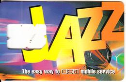 PAKISTAN - JAZZ By Mobilink GSM, Used - Pakistan