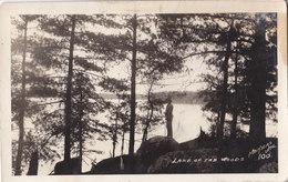 RPPC REAL PHOTO POSTCARD LAKE OF THE WOODS MEYER PHOTO - Ontario