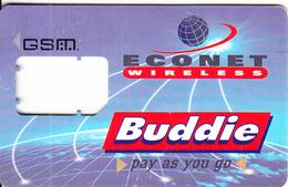 ZIMBABWE - Buddie By Econet GSM, Used - Zimbabwe