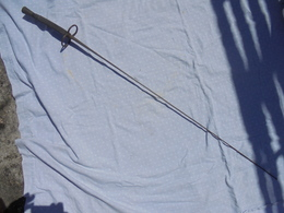 Fleuret D Escrime - Knives/Swords