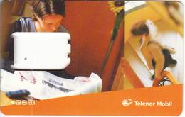 NORWAY - Telenor GSM, Used - Norway