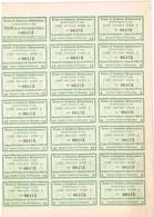 Titre Ancien - Fours & Produits Réfractaires - Société Anonyme - Titre De 1924 - - Industrie