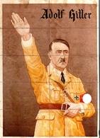 GERMAN EMPIRE-SPAIN-MILITARY PROPAGANDA CIVIL WAR,RATION COUPONS Adolf HITLER.1942.WWII.RATIONIERUNGS-GUTSCHEINE - 1939-45