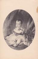 LE PRINCE IMPERIAL ENFANT. CHATEAU DE MALMAISON. EDITION DES MUSEES NATIONAUX. CPA 1910'S - BLEUP - Peintures & Tableaux