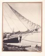 IVIZA IBIZA  1930  Photo Amateur Format Environ 7,5 Cm X 5,5 Cm - Lieux