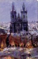REPUBLICA CHECA. Drawing František Leták. C213A, 60/11.97. (077) - República Checa