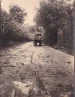 Près De MOTRIL Route De SALOBRENA 1912photo Amateur Format Environ 7,5 Cm X 5,5 Cm - Lugares