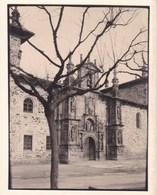 ONATE Ancienne Université 1950 Photo Amateur Format Environ 7,5 Cm X 5,5 Cm - Places