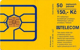 REPUBLICA CHECA. Calendar 1998. C214A, 61/11.97. (047) - República Checa