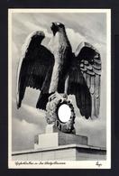 J263-GERMAN EMPIRE-MILITARY PROPAGANDA POSTCARD REICHSPARTEITAGE Nurnberg.WWII.DEUTSCHES REICH.POSTKARTE.Carte - 1939-45