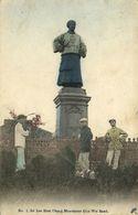 China, SHANGHAI, Sir Lee Hung Chang Monument At Sica Wei Road (1911) Postcard - China