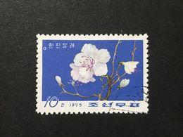 ◆◆◆ KOREA DDR  1975    Flowers   10CH  USED    AA3611 - Corea Del Norte