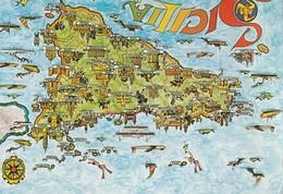 Map Of Sicilia - Andere Städte