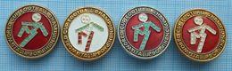 USSR / Badges / Soviet Union / UKRAINE. Football  FIFA Cup World Championship 90 Italia 1990 - Football